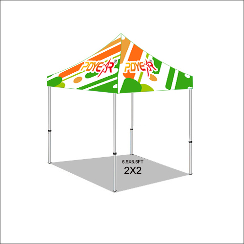 2X2/6.5FT Custom Print (Canopy Only)
