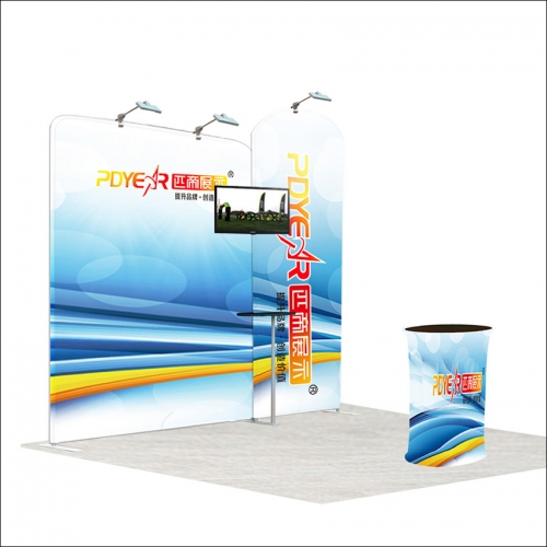 10FT / 3X3 Portable Exhibition Booth P5-33