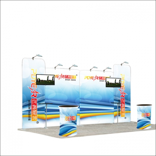 20FT / 3X6 Portable Exhibition Booth P2-36