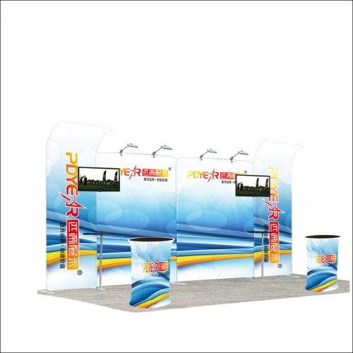 20FT / 3X6 Portable Exhibition Booth P6-36
