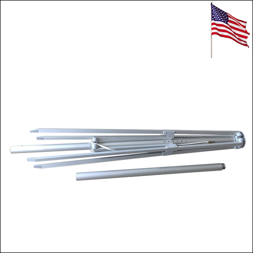 USA-4S Umbrella Frame(No Base Include)